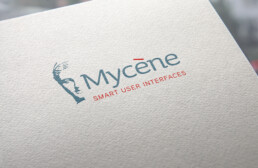 Logotype Mycène, Smart user interfaces